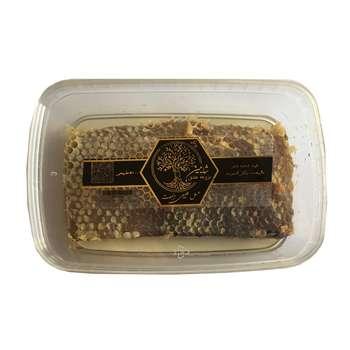 عسل طبیعی با موم شایلین - 700 گرم