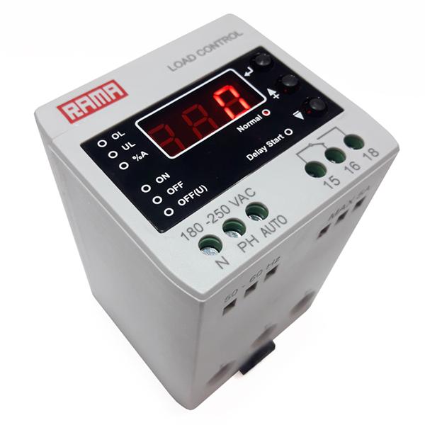 کنترل بار دیجیتال راما مدل 80A-CT