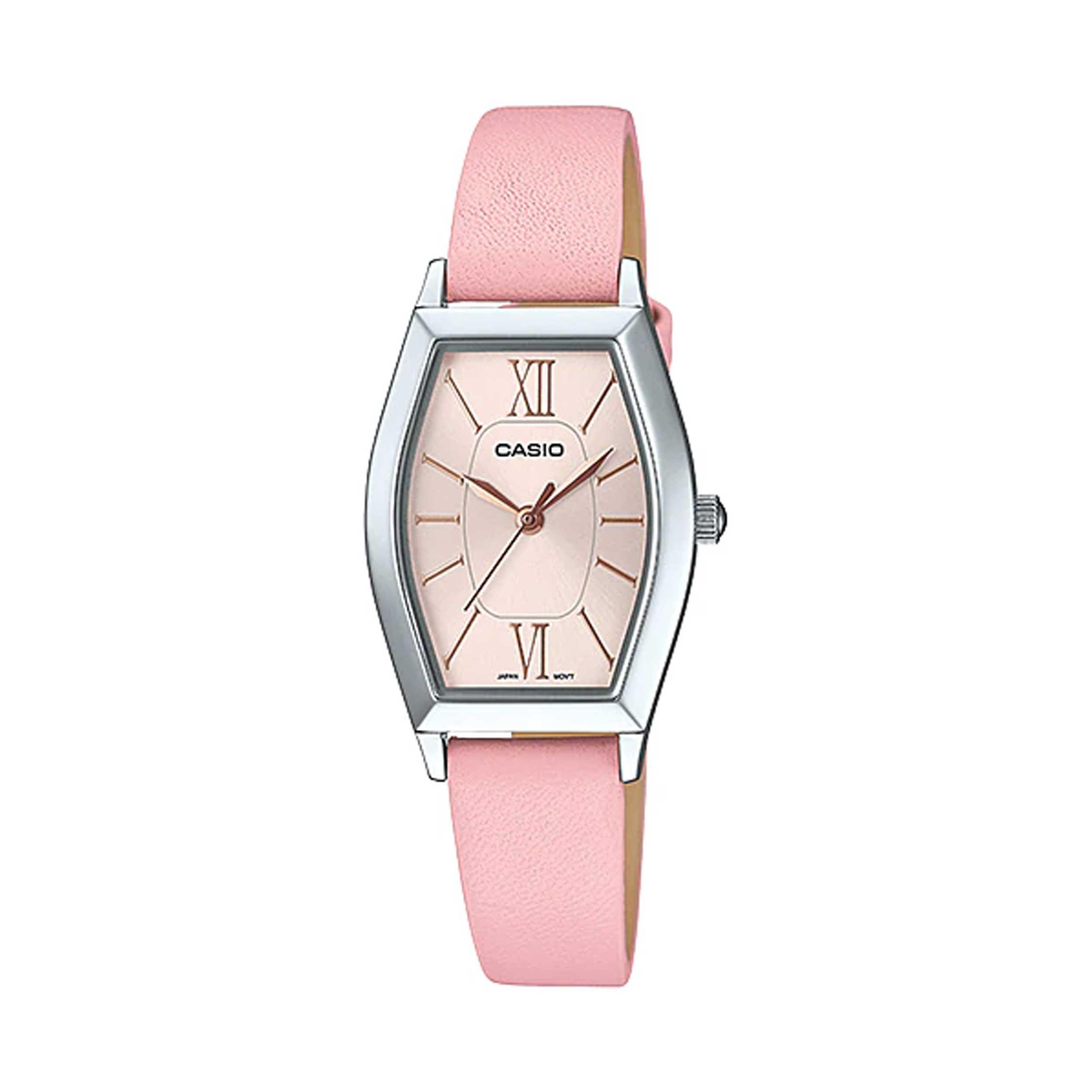 خرید و قیمت                      ساعت مچی  زنانه کاسیو مدل LTP-E167L-4ADF