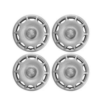 قالپاق چرخ مدل GMarket سایز 14 اینچ مناسب برای مزدا وانت بسته 4 عددی