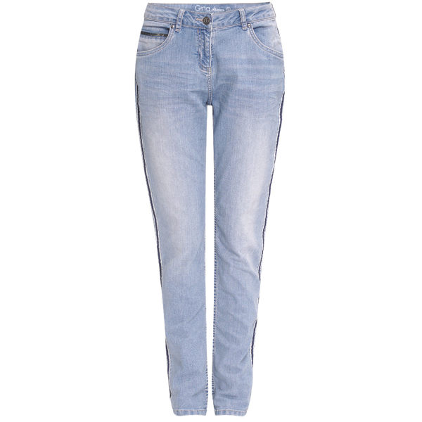 شلوار جین زنانه جینا مدل DON-1307