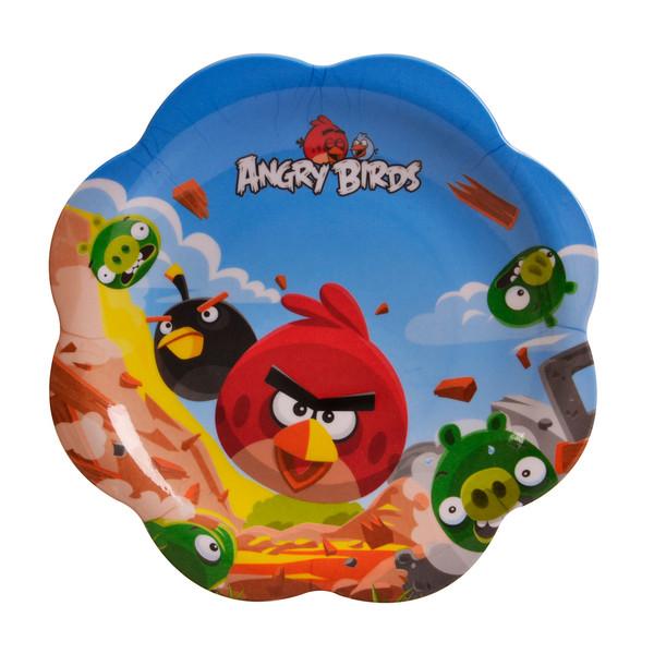 بشقاب کودک مهروز طرح پرندگان خشمگین کد 50606