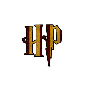 استیکر لپ تاپ لولو طرح هری پاتر کد 220