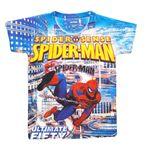 تی شرت پسرانه طرح مرد عنکبوتی کد PT03 thumb