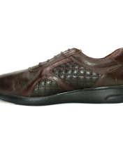 کفش روزمره زنانه آر اند دبلیو مدل 761 رنگ قهوه ای -  - 2