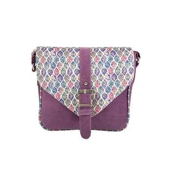 کیف دوشی زنانه مدل گلابتون