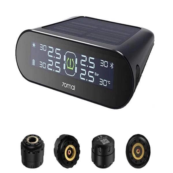 نمایشگر و سنسور باد لاستیک سونتی می مدل T02