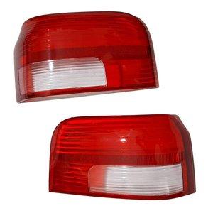 طلق چراغ خطر عقب خودرو مدل KM 549 مناسب برای پراید 131 بسته 2 عددی
