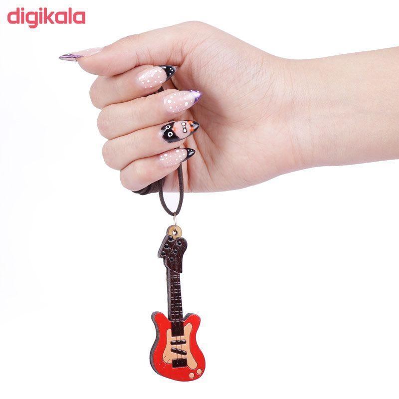 گردنبند طرح گیتار کد 207 main 1 5