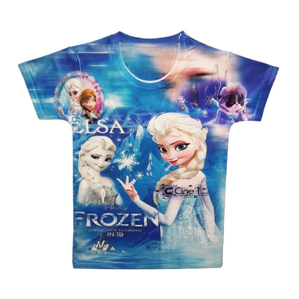 تی شرت دخترانه مدل  A20