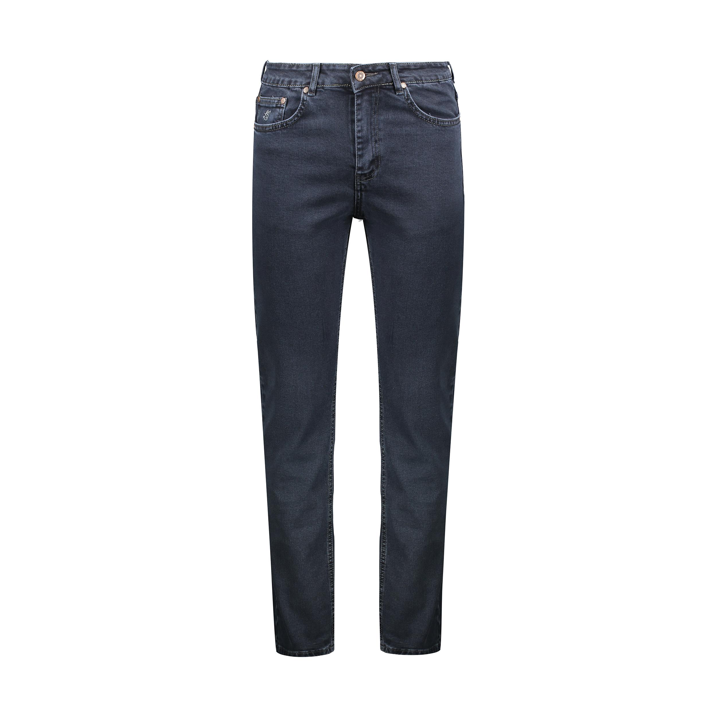 شلوار جین مردانه ال سی من مدل 01317062-GRAYBLUE