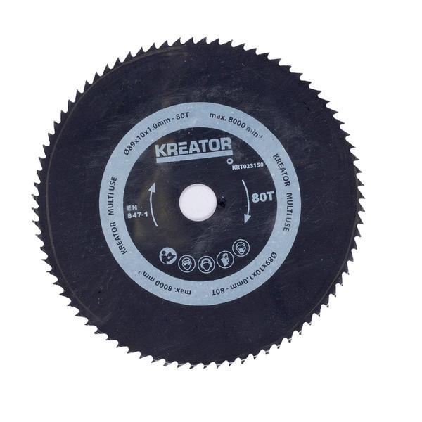 تیغ اره فارسی بر چوب کریتور مدل KRT023150