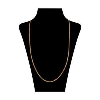 زنجیر طلا 18 عیار زنانه آلند مدل BZ231
