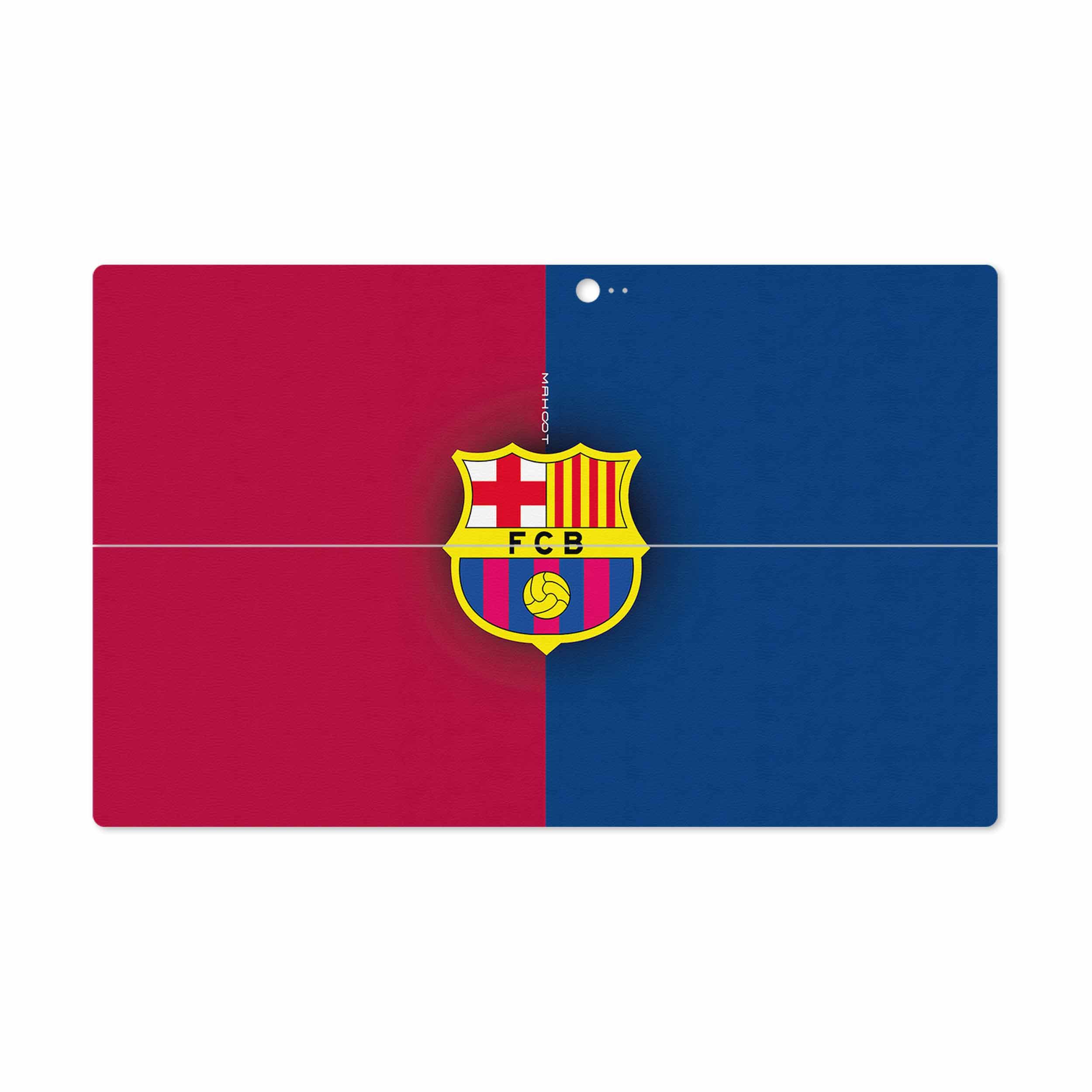 بررسی و خرید [با تخفیف]                                     برچسب پوششی ماهوت مدل Barcelona مناسب برای تبلت مایکروسافت Surface 2 RT 2013                             اورجینال