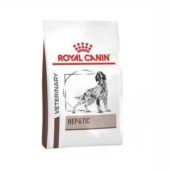 غذای خشک سگ رویال کنین مدل Hepatic_1500 وزن ۱/۵ کیلوگرم