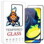 محافظ صفحه نمایش فوکس مدل PT001 مناسب برای گوشی موبایل سامسونگ Galaxy A80 thumb