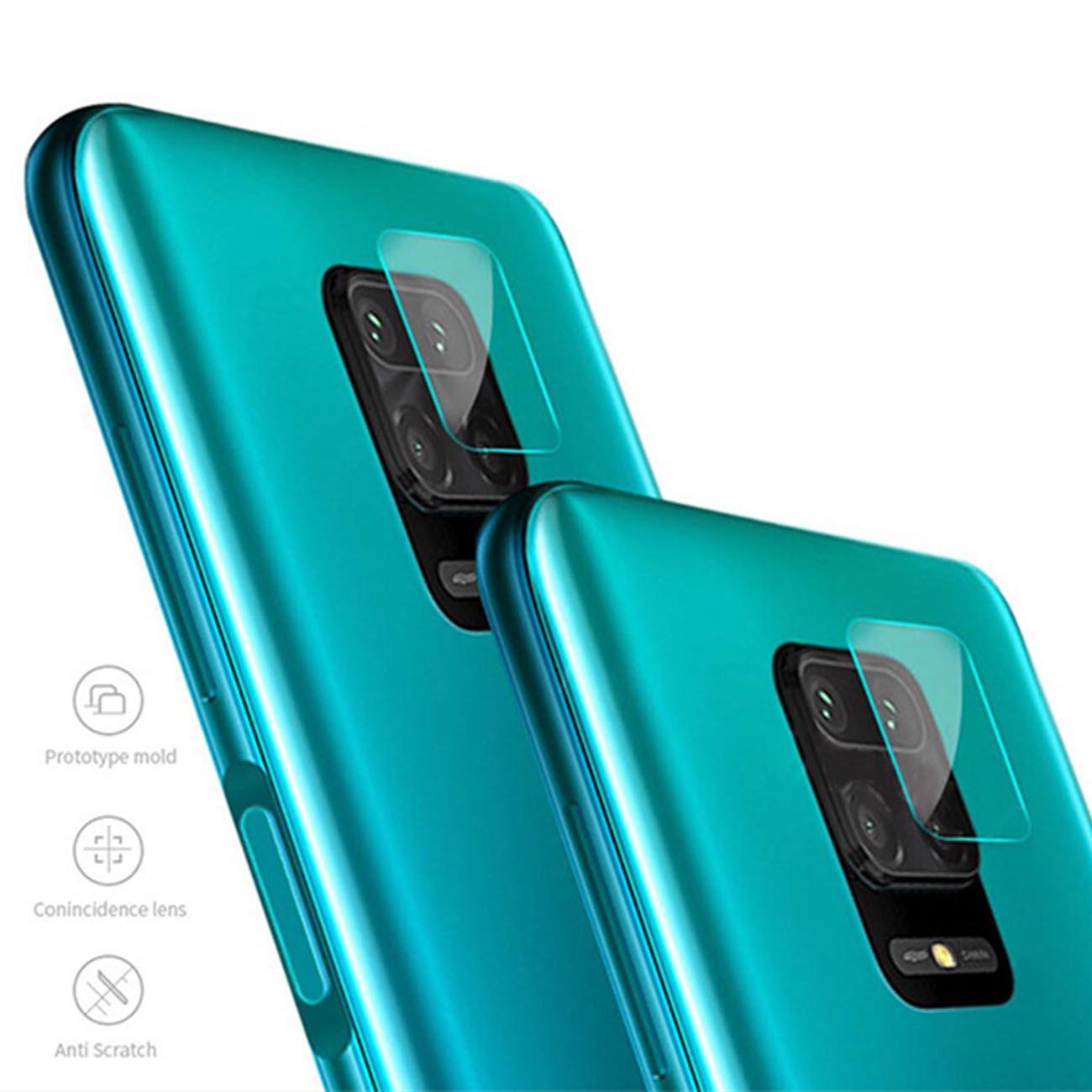 محافظ صفحه نمایش مدل Delpy مناسب برای گوشی موبایل شیائومی Redmi note9s به همراه محافظ لنز دوربین              ( قیمت و خرید)