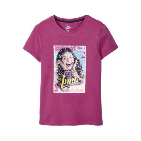تی شرت دخترانه دیزنی مدل wo22