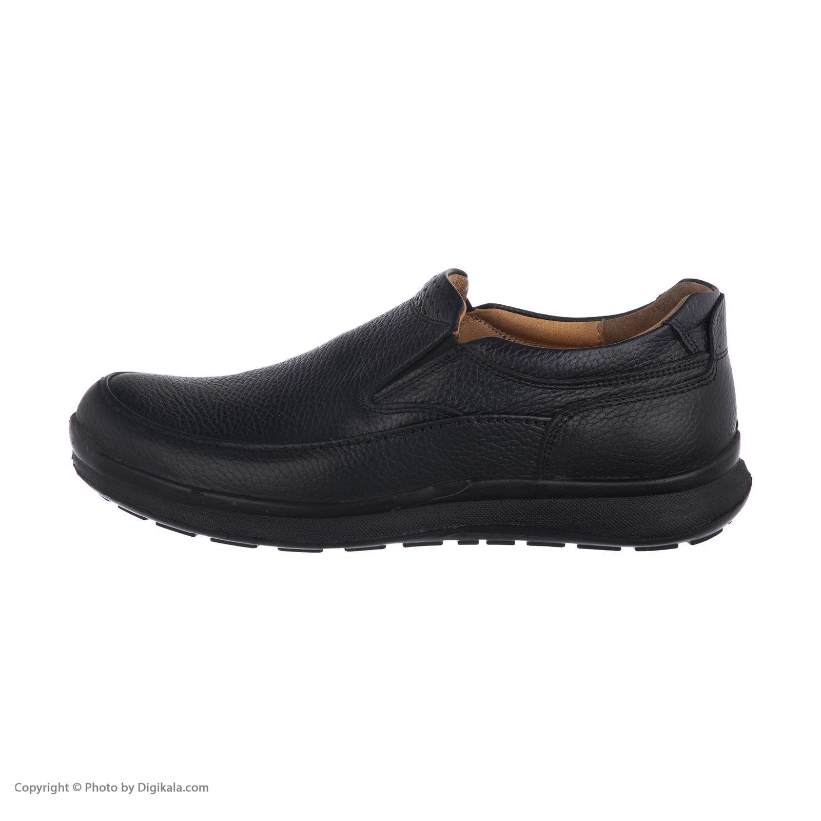 کفش روزمره مردانه آذر پلاس مدل 4401A503101 -  - 3