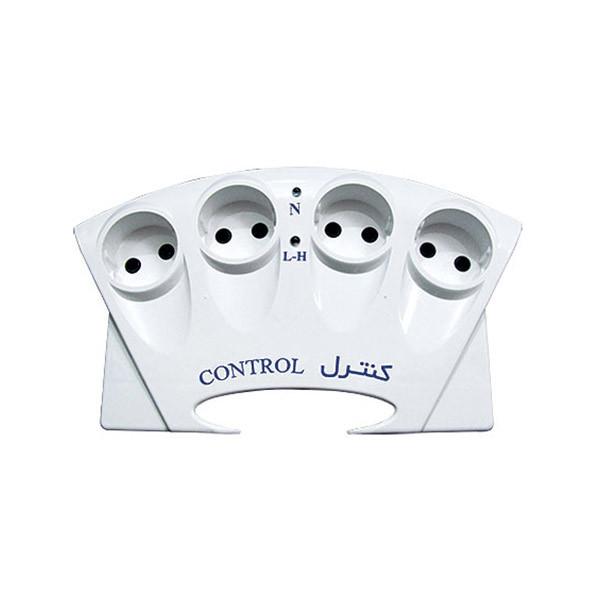 محافظ ولتاژ نمودار کنترل مدل  2500VA