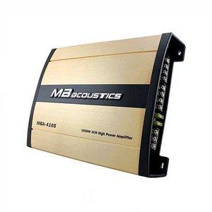 آمپلی فایر خودرو ام بی آکوستیک مدل MBA-4105