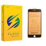 محافظ صفحه نمایش سرامیکی فلش مدل +HD مناسب برای گوشی موبایل اپل iPhone 6 Plus