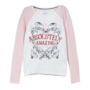 تی شرت دخترانه پیپرتس مدل 9124