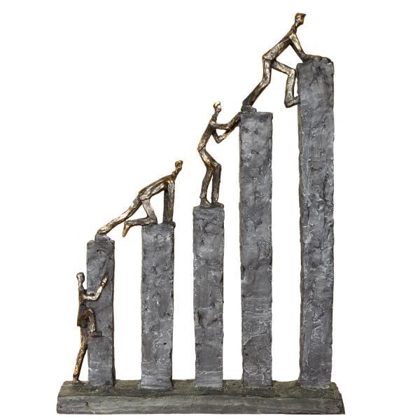 خرید                      مجسمه طرح پلکان ترقی کد RM-6979