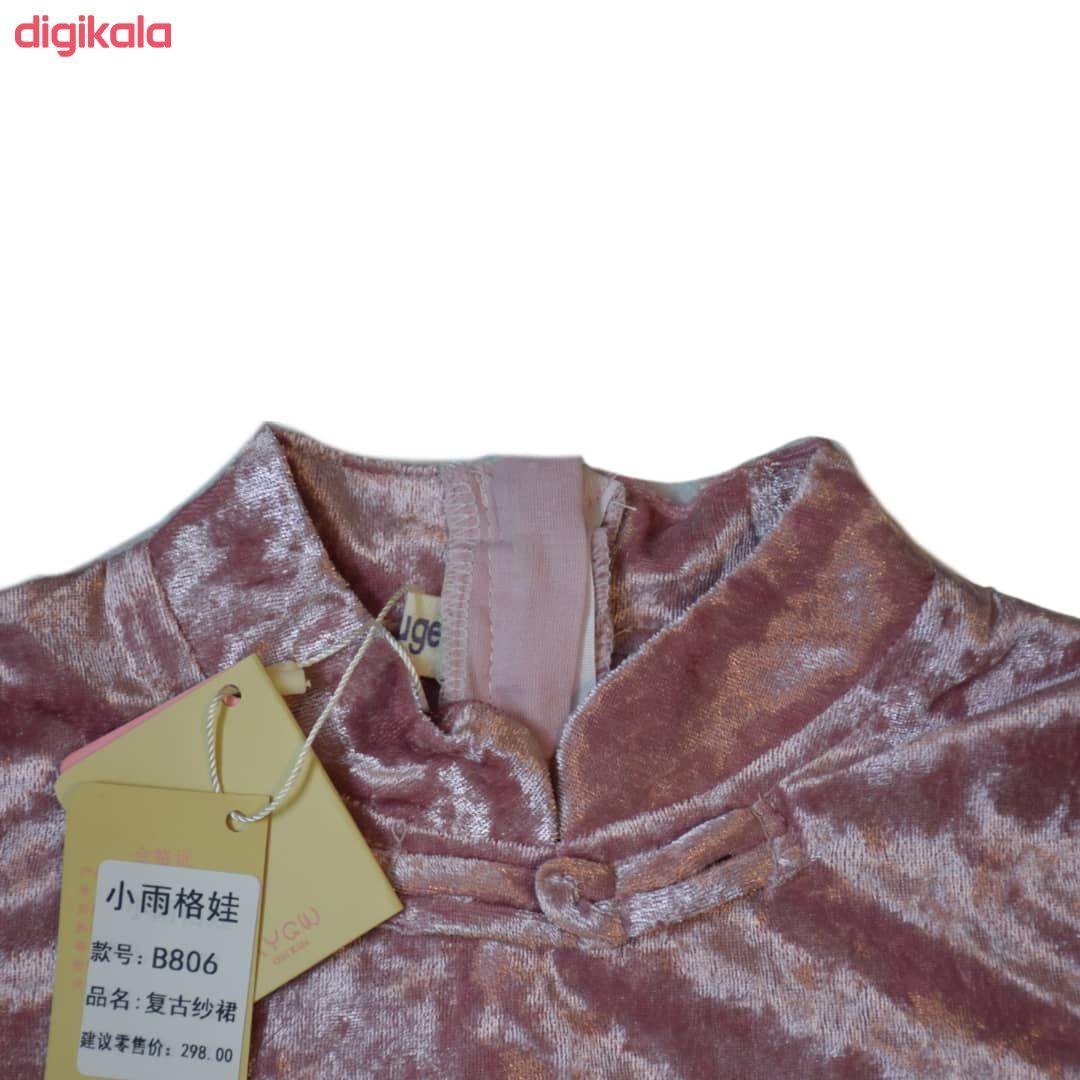 پیراهن دخترانه مدل 004 main 1 1
