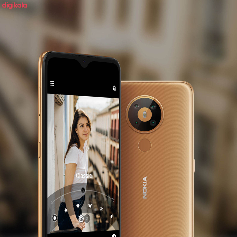 گوشی موبایل نوکیا مدل Nokia 5.3 TA-1234 DS دو سیم کارت ظرفیت 64 گیگابایت و رم 4 گیگابایت main 1 8