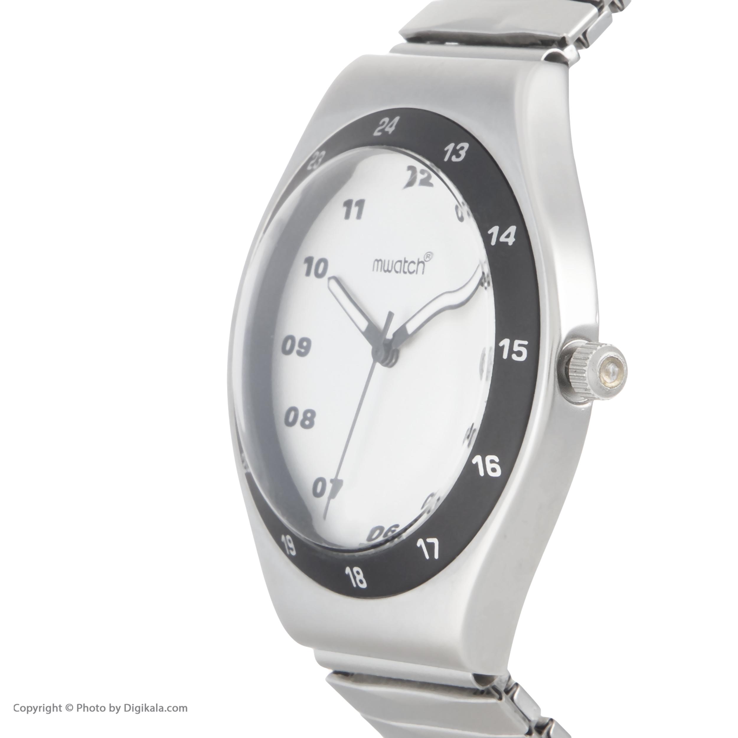 ساعت مچی عقربه ای مردانه ام واچ مدل ML-1012-4              ارزان