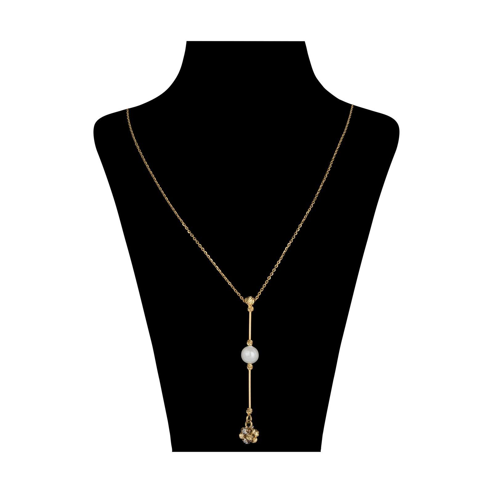 گردنبند طلا 18 عیار زنانه سیودو مدل 144604 -  - 2