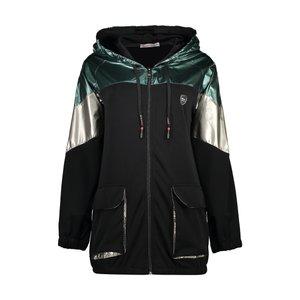 سویشرت ورزشی زنانه هالیدی مدل 857308-green-black