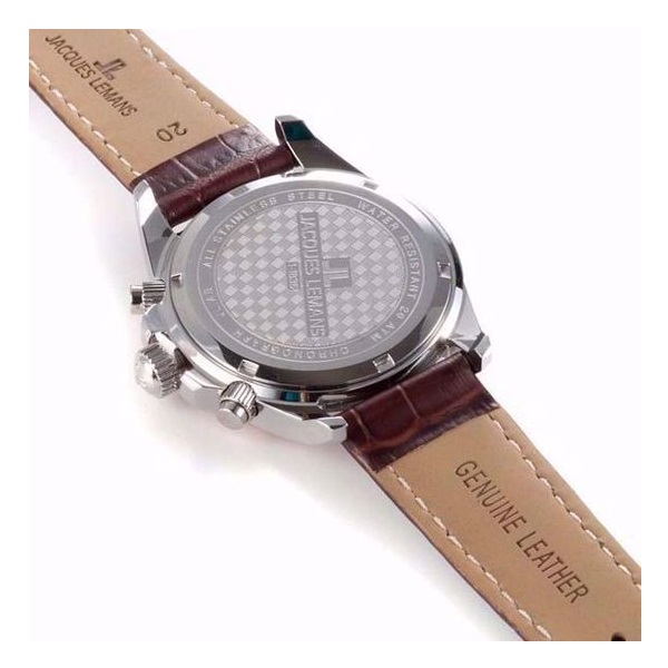 ساعت مچی عقربهای مردانه ژاک لمن مدل 1-1836E
