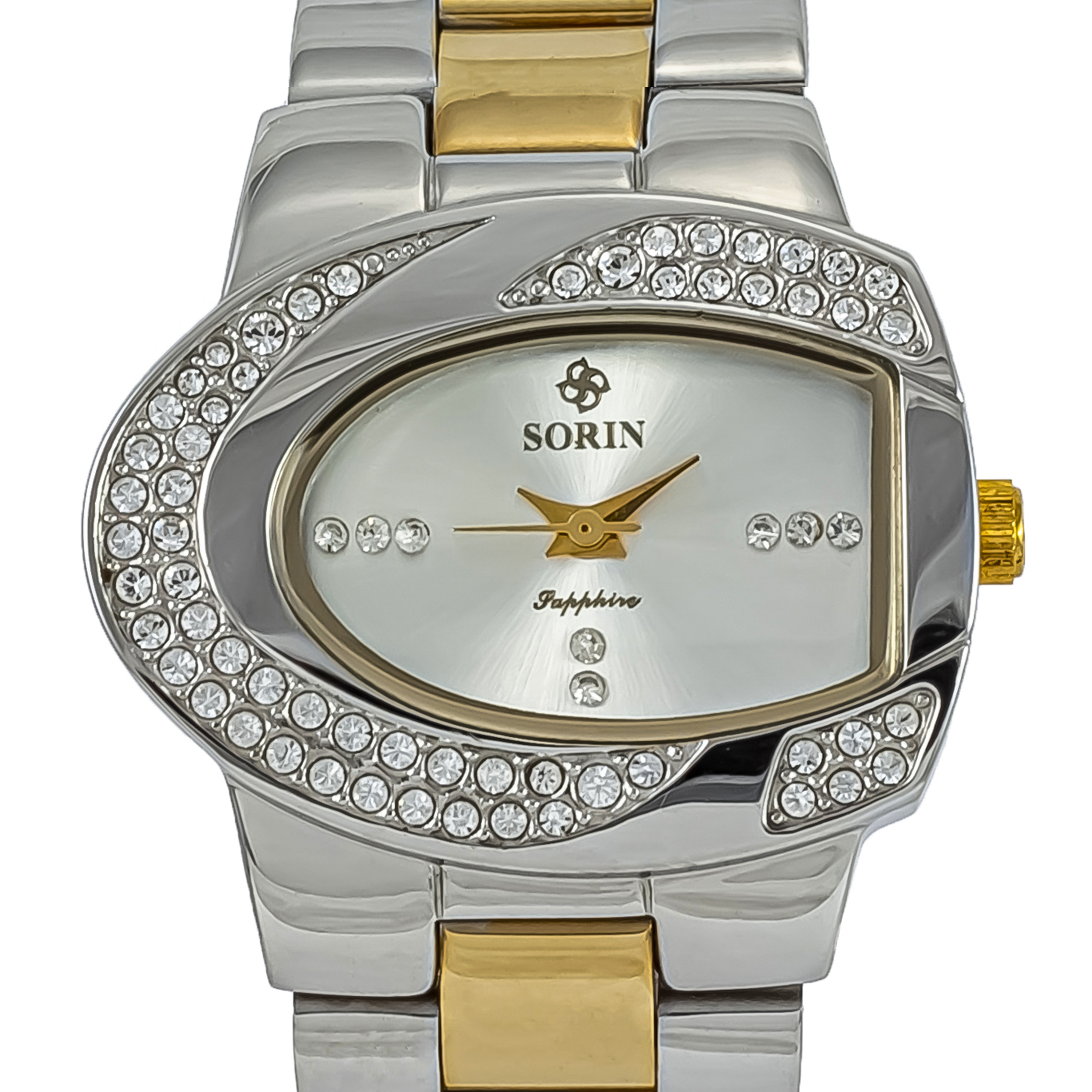 ساعت مچی عقربه ای زنانه سورین مدل SS0418L              ارزان