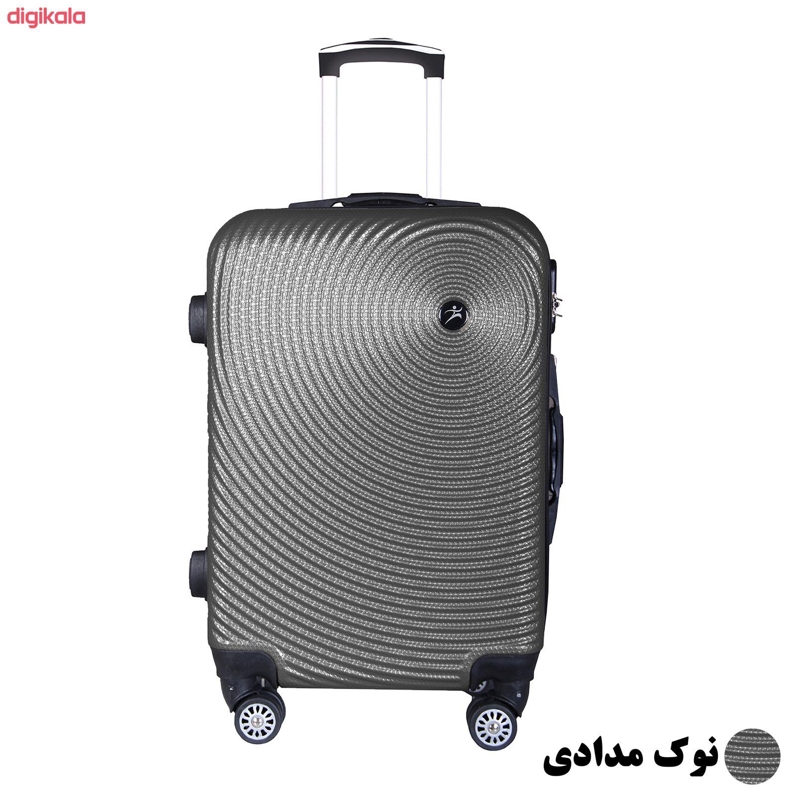 مجموعه چهار عددی چمدان اسپرت من مدل NS001 main 1 9