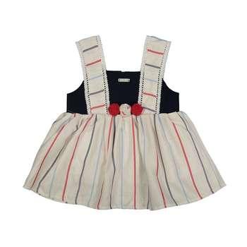 پیراهن نوزادی فیورلا مدل 2064
