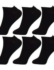 جوراب زنانه مستر جوراب کد BL-MRM 204 بسته 6 عددی -  - 1