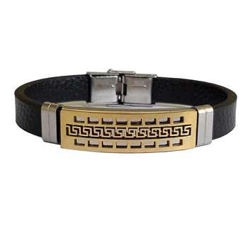 دستبند مردانه کد BL-250