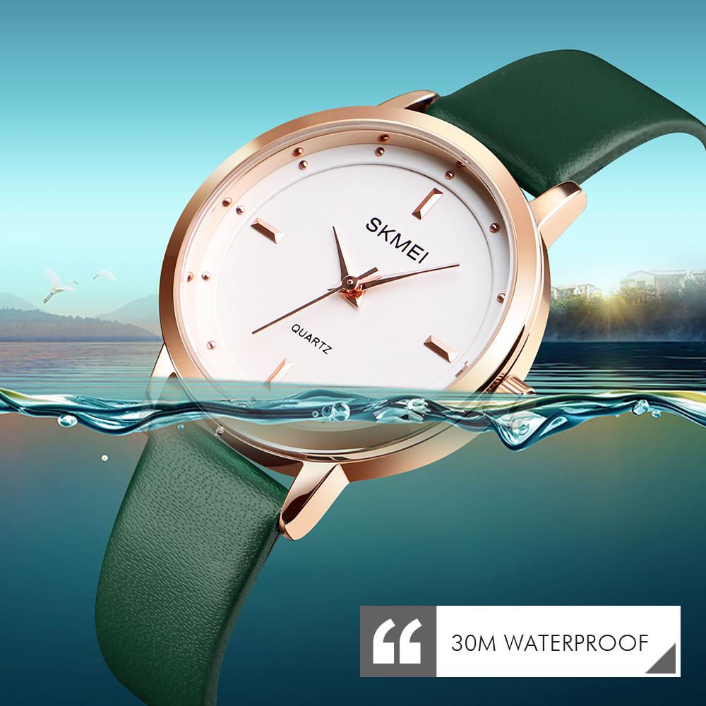 ساعت مچی عقربه ای زنانه اسکمی مدل 1457Gr thumb 2 3
