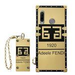 کاور مدل صندوقی کد 008 مناسب برای گوشی موبایل هوآوی P30 Lite به همراه آویز