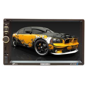 پخش کننده تصویری خودرو کنکورد پلاس مدل MP-X701BT