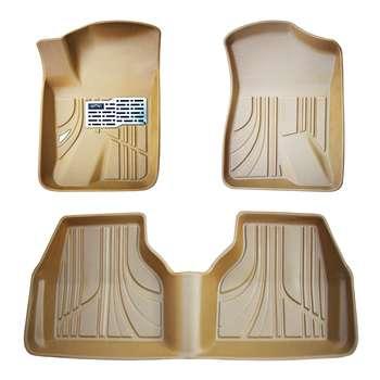 کفپوش سه بعدی خودرو مکس مدل MK00 مناسب برای سمند
