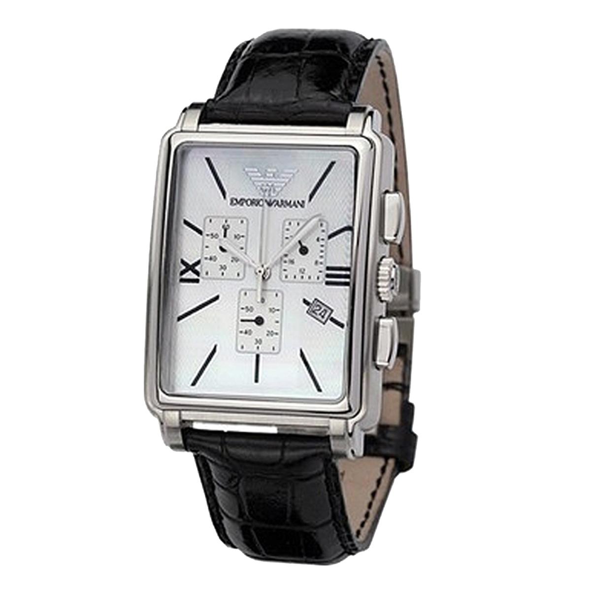 ساعت مچی عقربه ای مردانه امپریو آرمانی مدل AR0141