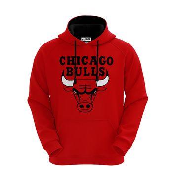 هودی مردانه فانتازیو مدل 263 طرح Chicago Bulls کد CHB001