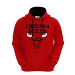 هودی زنانه فانتازیو مدل 263 طرح Chicago Bulls کد CHB001