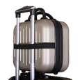 مجموعه چهار عددی چمدان اسپرت من مدل NS001 thumb 42