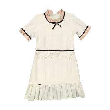 پیراهن دخترانه پیانو مدل 3583-05