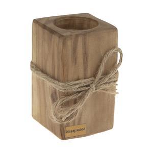جاشمعی چوبی نساج وود کد A2