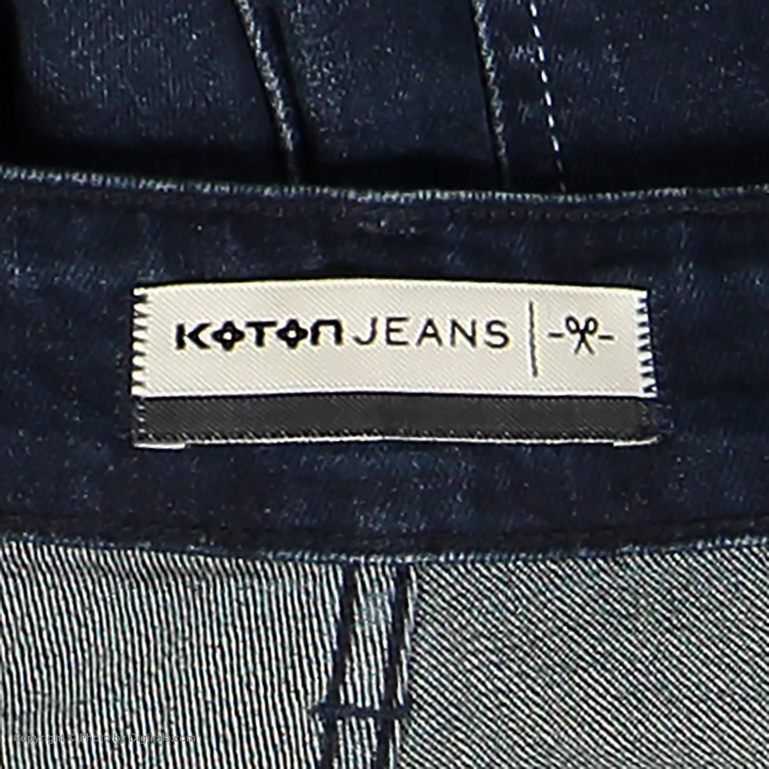 خرید                                     شلوار جین مردانه کوتون مدل 0KAM49015LW